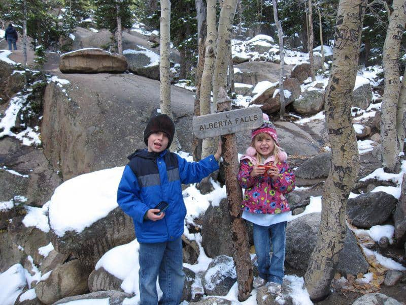 Family Travel Goals - Rocky Mountain National Park