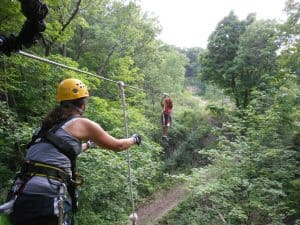 Lake Geneva Canopy Tour