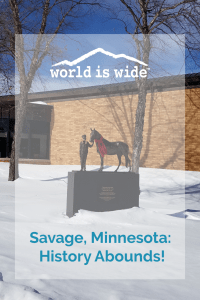 Savage Minnesota History