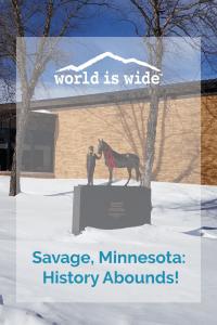 Savage Minnesota History