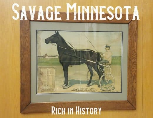 Savage Minnesota Rich in History