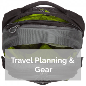 Travel Planning and Gear World is Wide
