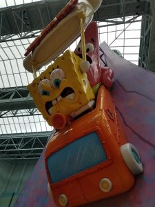 Nickelodeon Universe Mall of America Rock Bottom Plunge