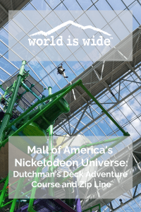 mall of america nickelodeon universe dutchman's deck
