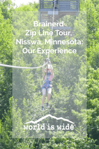 Brainerd Zip Line