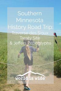 Travers des Sioux Jeffers Petroglyphs