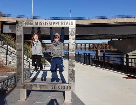 St Cloud Mississippi River