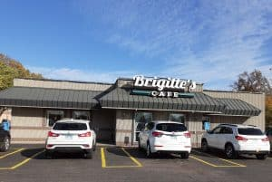 Brigittes Cafe, St Cloud