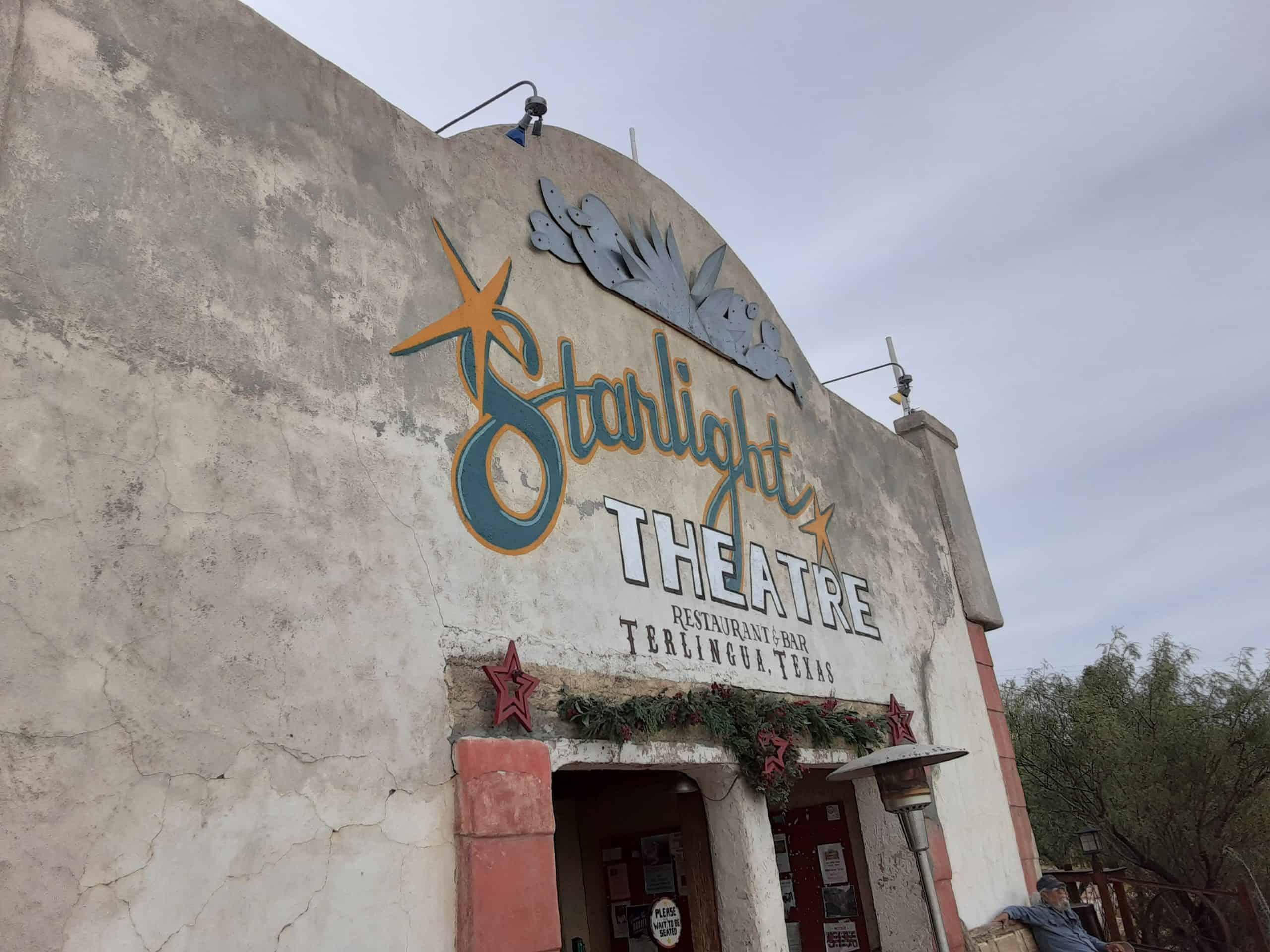 Terlingua Texas Starlight Theater