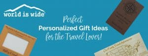 World is Wide Travel Gift Ideas