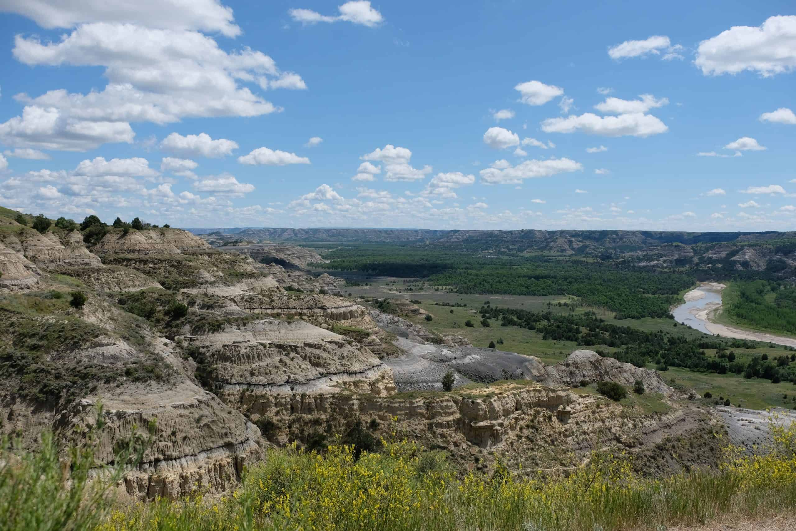 Theodore Roosevelt National Park North Unit